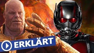 Ant-Man and the Wasp: Ende erklärt | Die Bedeutung für Avengers 4