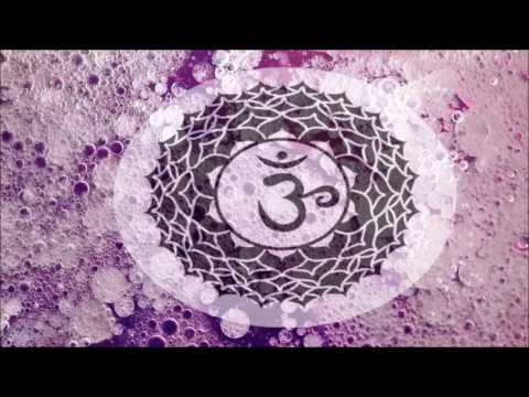 Open Crown (Sahasrara) Chakra Meditation 439 Hz  Sensational Energy Sensations