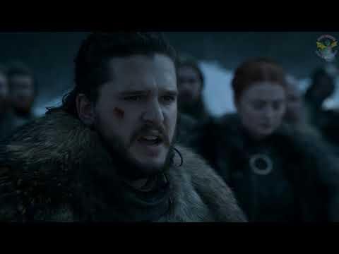 Game of Thrones/Best scene/Iain Glen/Richard Dormer/Ben Crompton/Bella Ramsey/Alfie Allen