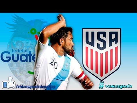 Guatemala 2 - 0 Estados Unidos   Round 4 - WCQR18