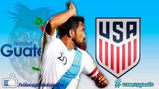 Guatemala 2 - 0 Estados Unidos | Round 4 - WCQR18