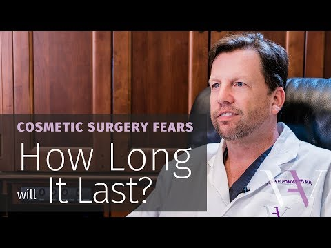 Plastic Surgery Longevity: How Long Will Cosmetic Surgery Results Last?