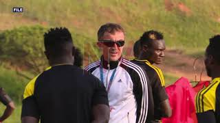 Micho returns for second stint as Cranes head coach