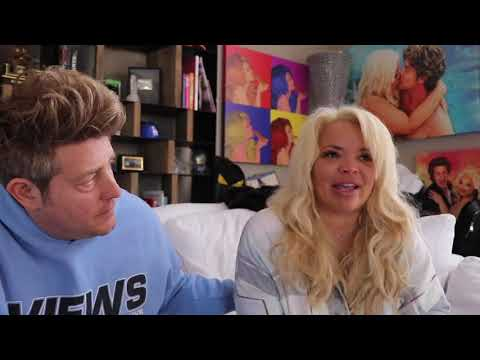 Jason Nash & Trisha Paytas Addressing The Deleted Videos