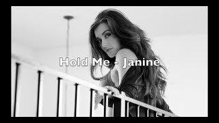 Janine - Hold Me | Lyrics