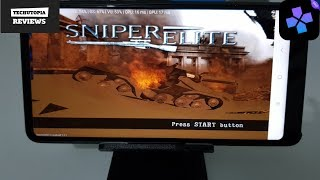 Sniper Elite  DamonPS2 Pro PS2 Games on smartphones/Android/Gameplay 184 views
