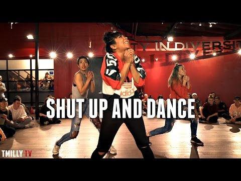 Walk The Moon - Shut Up And Dance - Choreography by Galen Hooks - Filmed by TimMilgram
