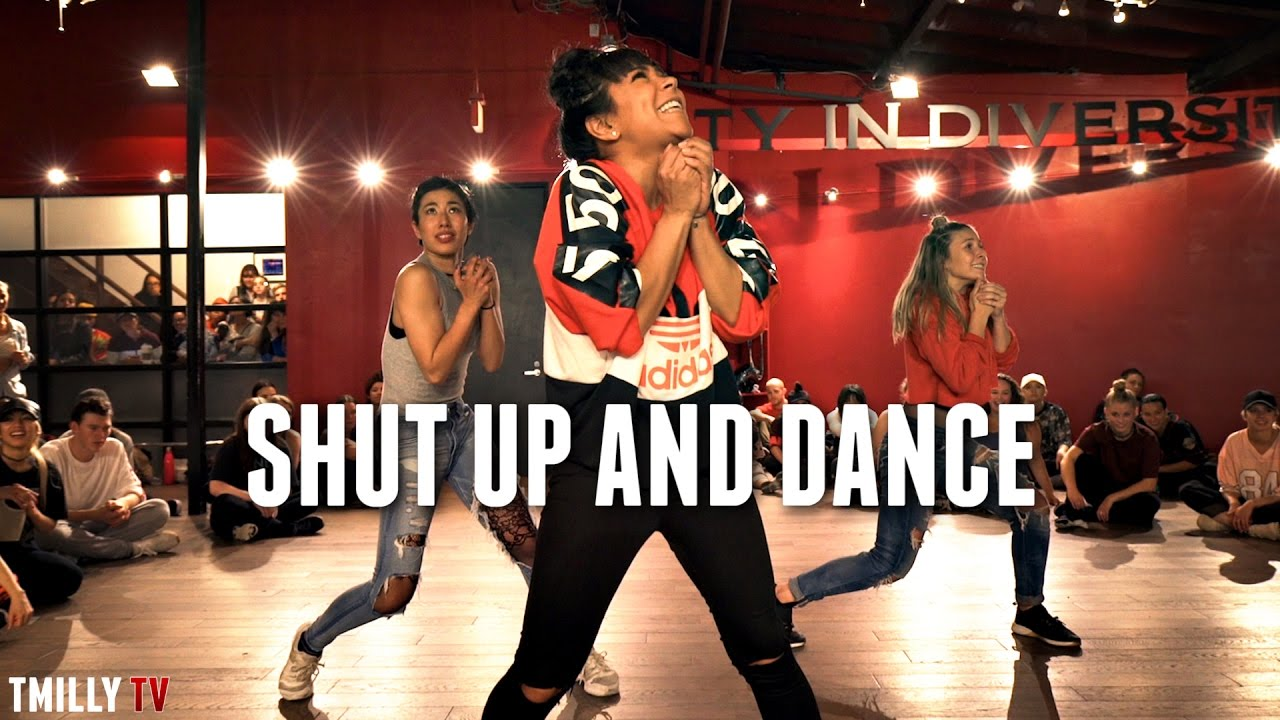 Walk The Moon - Shut Up And Dance - Choreography by Galen Hooks