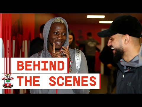 BEHIND THE SCENES: Southampton 2-0 Aston Villa | Premier League