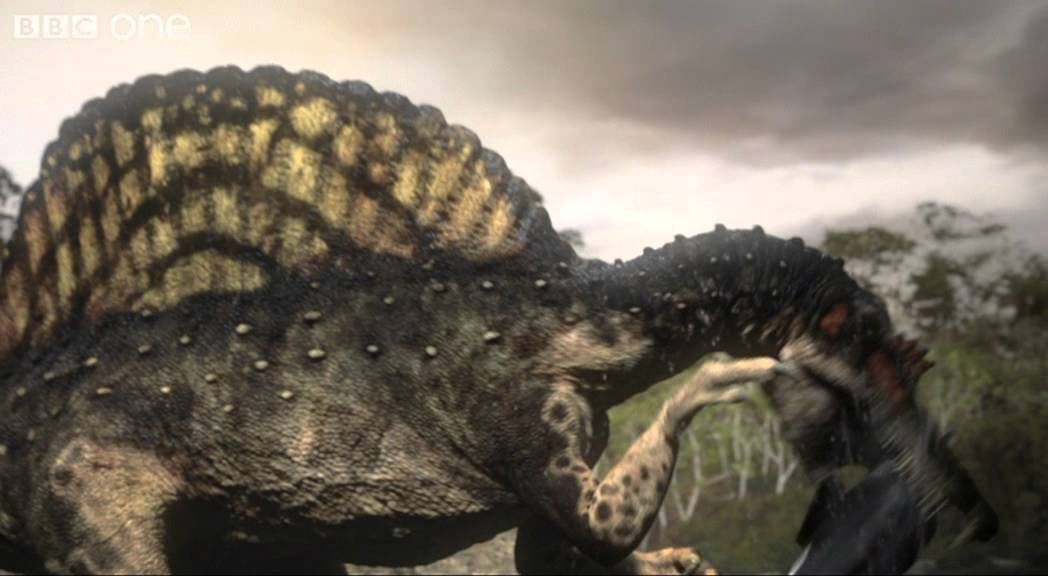 Walking With Dinosaurs 3d Wallpaper Fish Food Planet Dinosaur Episode 1 Bbc One Youtube