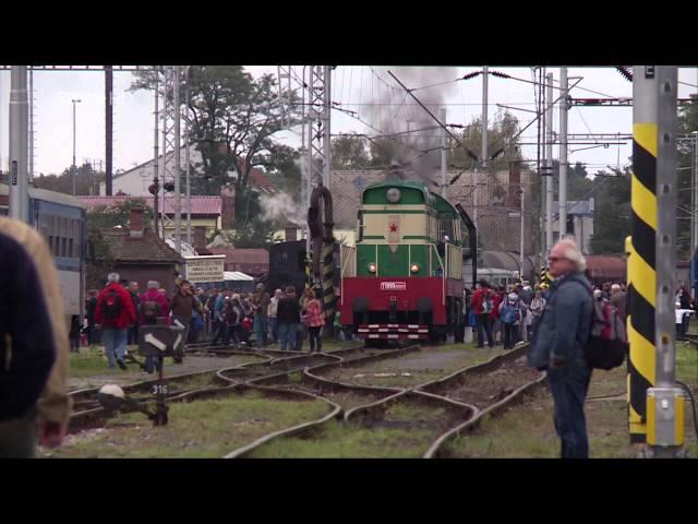 KuK-Monarchie-Dampf-Express Teil 1