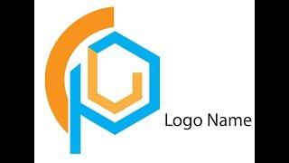 كيفية إنشاء نص الشعار p في فوتوشوب
