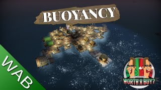Buoyancy review (Early access) - More water based City building (Video Game Video Review)
