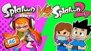 Splatoon VS Splatoon 2 Cual es mejor?