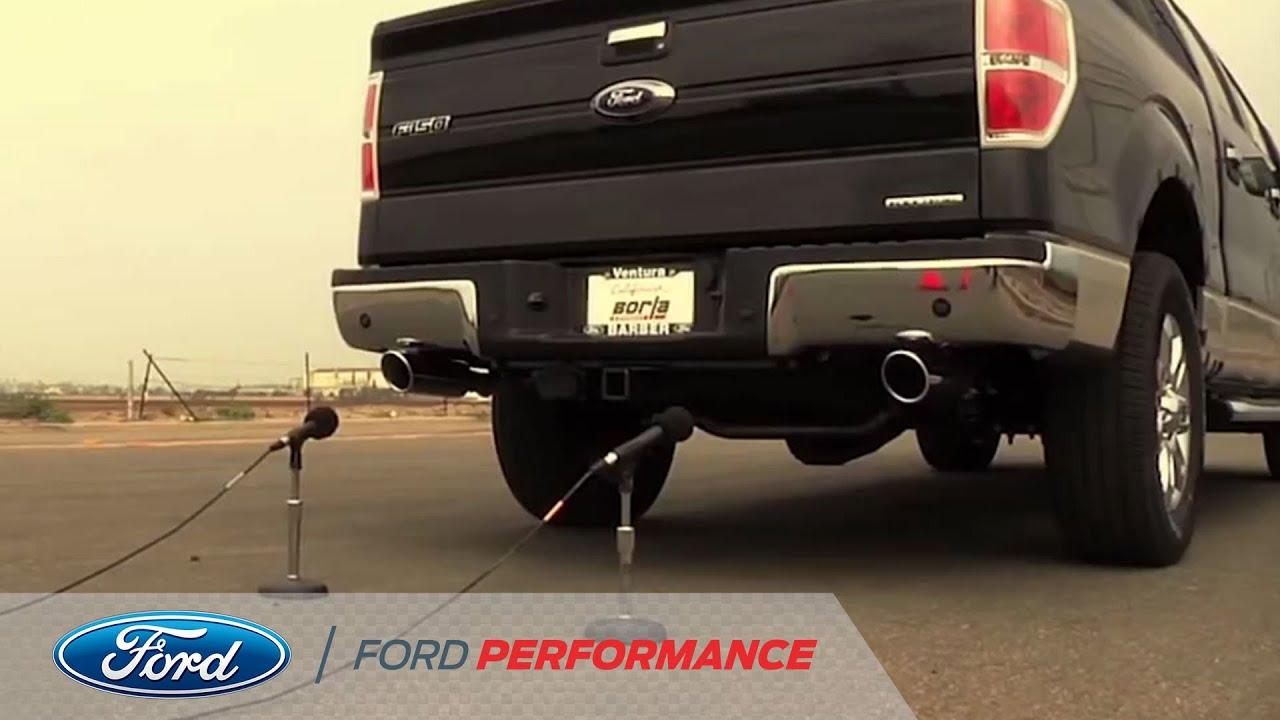 ford racing cat back exhaust systems f 150 raptor ford performance