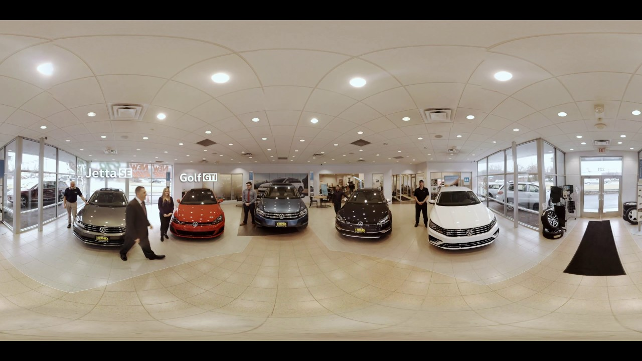 Trend Motors Volkswagen 360 Video With Brand New Jetta Gti