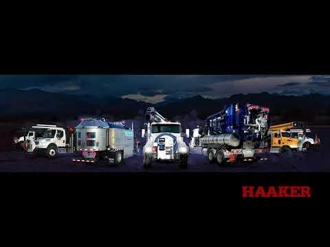 Vactor Truck Rentals | Vacuum Truck Rental | Sewer Truck Rentals By Haaker Equipment Company