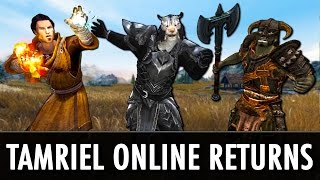 Skyrim Online Multiplayer Mod: Tamriel Online Returns