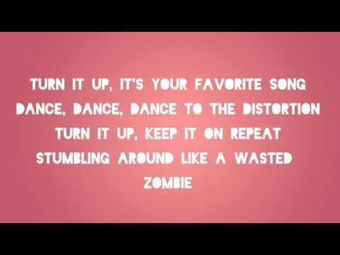 LYRICS : Chained To The Rhythm - Katy Perry | REBECCA BLACK, ALEX GOOT, KHS Cover