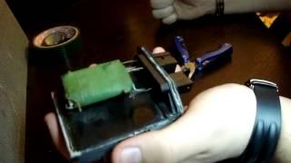 Vlog : Ремонт резистора обдува Audi 80 B3(В этом видео я показываю как отремонтировать регулятор скоростей обдува печки, Audi 80. Неприятная поломка,..., 2015-01-17T16:54:09.000Z)