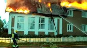 Kauhavan Kosolan koulun tulipalo