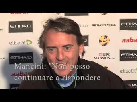 Mancini: Furia sul suo futuro