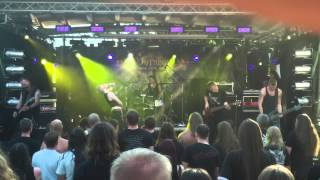 Obscure Sphinx - Paragnomen (Live @ Gothoom Open Air Fest vol. 4)