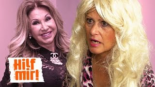 Robäääärt!: Meine Mutter wäre gerne Carmen Geiss! | Hilf Mir!