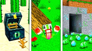 14 Secret Doors Your Friends Will Never Find In Minecraft