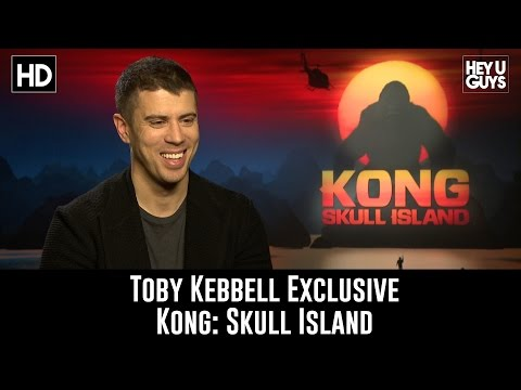 Toby Kebbell Exclusive Interview - Kong: Skull Island