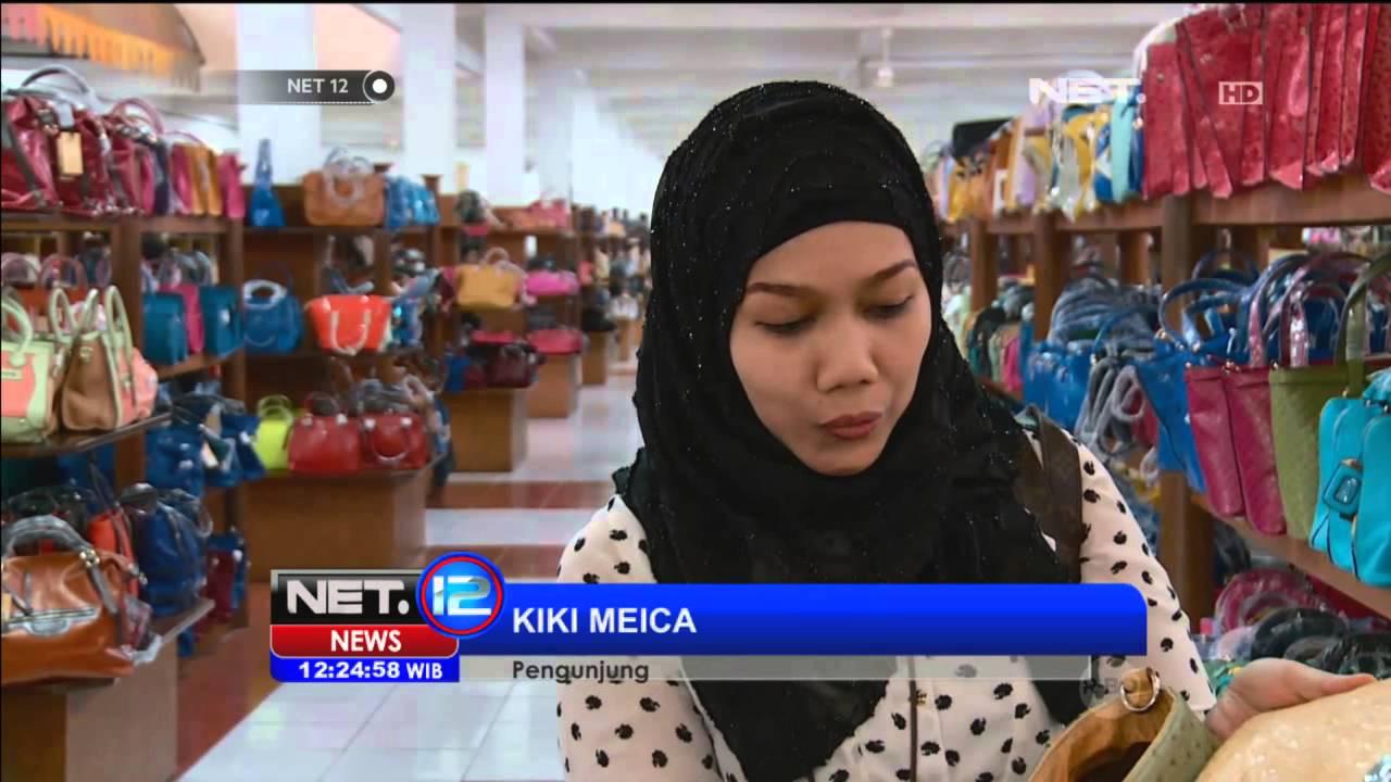 Wisata belanja tas murah dan bermain di Tajur Bogor - NET12 - YouTube 56acdc6dbf