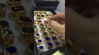 Nhẫn nam mạ vàng cao cấp - Trang sức BNN TPHCM