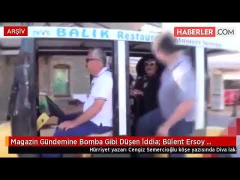 Magazin Gündemine Bomba Gibi Düşen İddia: Bülent Ersoy Mekan Bastı