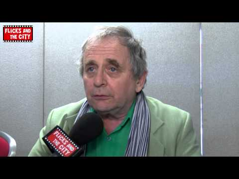 Sylvester McCoy   Doctor Who, Peter Capaldi & The Hobbit 3
