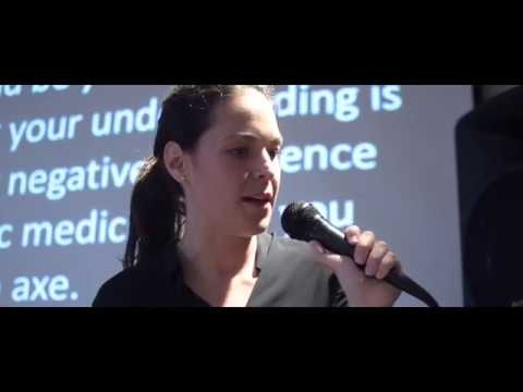 Britt Marie Hermes - The Dangers of Naturopathy