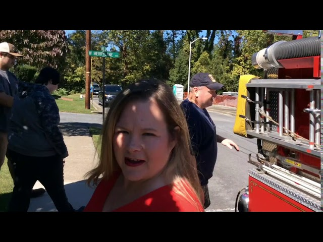 Storytime Adventures with Miss Tori - On Location! : Firefighters