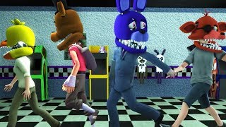 FNAF SFM Old Memories Episode 1: New Entertainment (Five Nights At Freddy's Animation)