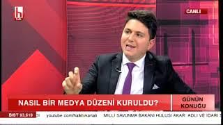Kurulan Medya Düzeni / Çağlar Cilara ile Günün Konuğu- Gazeteci Şirin Payzın / 26.11.2018