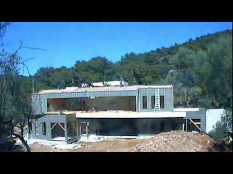 etapes de construction d'une maison lfg-conception-bois - youtube - Les Differentes Etapes De La Construction D Une Maison