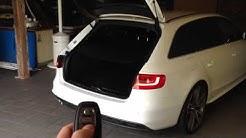 Modul Für Die Elektrische Heckklappe Audi A4 Avant 8k Bj 2012 Kufatec