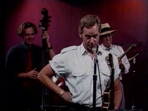 Ian Whitcomb ~ Funster/Songster - Part 1 of 4 - Filmed in the late 1980's