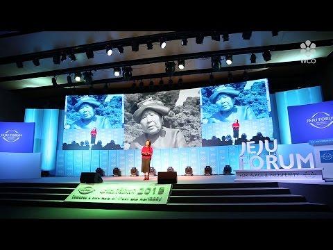 2015제주포럼 문화세션 Culture session in Jeju forum 영상스케치
