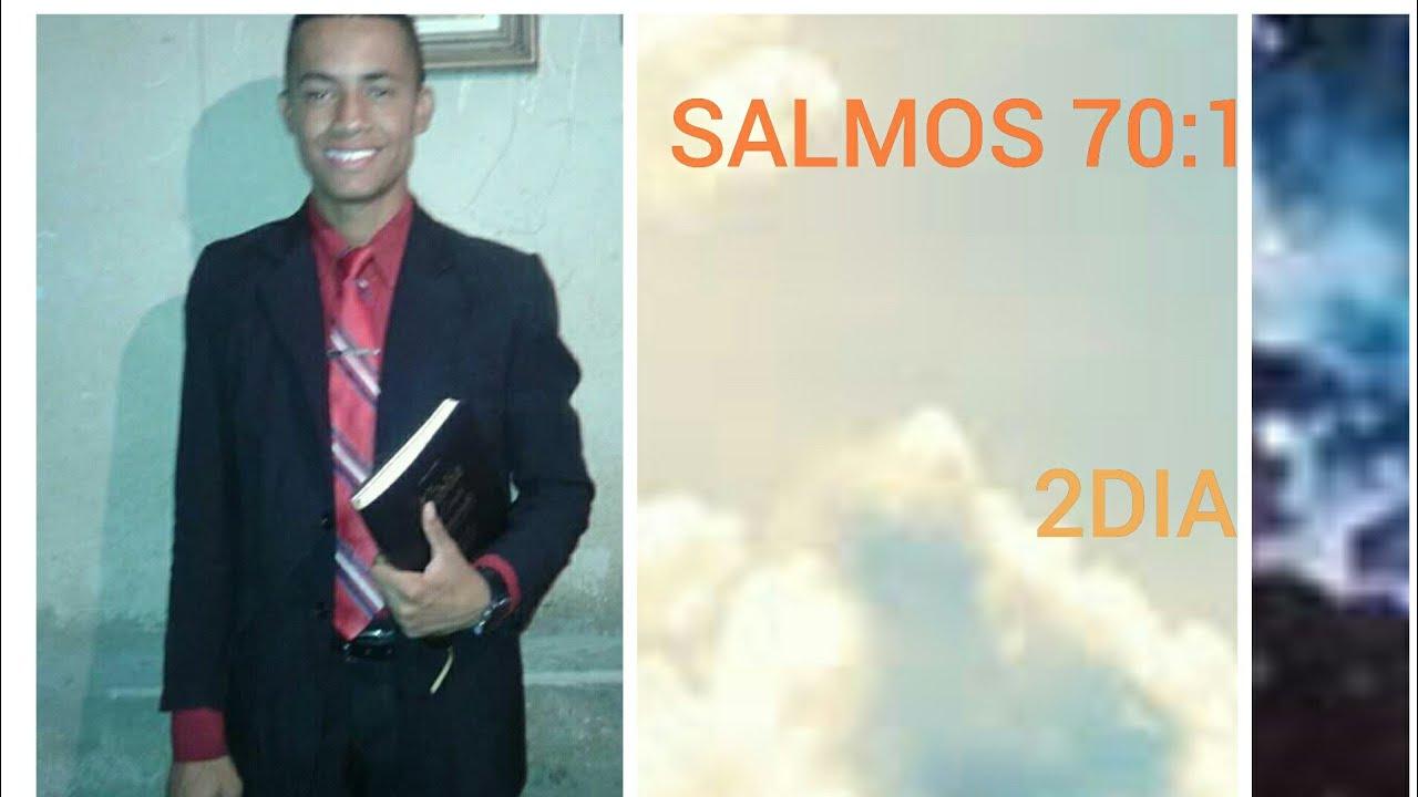 SALMOS 70:1 | 2°DIA COM PASTOR AFONSO