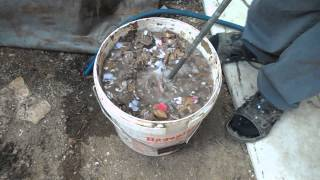 Repeat youtube video How to prepare mixture for briquettes