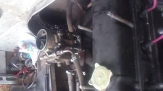 Изменение работы двигателя. Решение проблемы