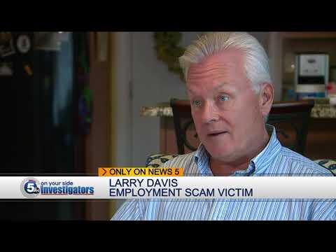 NE Ohio home employment scams hit job seekers