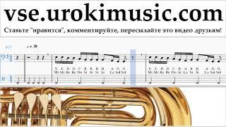 Как играть на Тубе Drake - God's Plan Табы um-i821