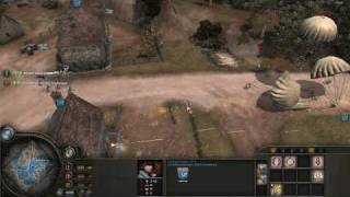 Company of Heroes: Tales of Valor German Campaign Beginning