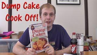 Dump Cake Cook Off!