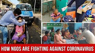 How NGOs Are Helping The Poor During The Coronavirus Lockdown | Asianet Newsable